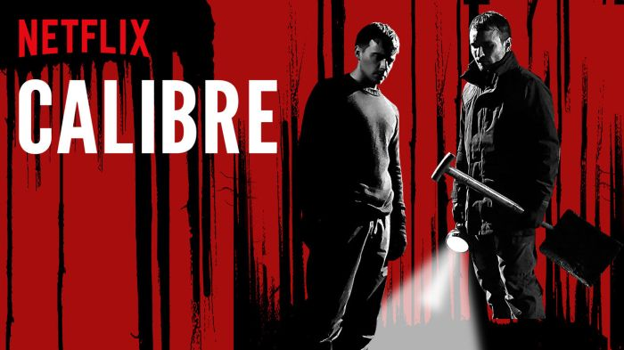 Underrated Gems of Netflix #1: Calibre
